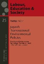 Japan's Transnational Environmental Policies | Rudiger Kuhr |