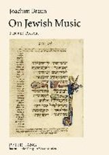 On Jewish Music | Joachim Braun |