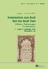 Kommentare zum Buch Rut von Josef Kara