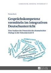 Gesprächskompetenz vermitteln im integrativen Deutschunterricht
