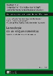 La neología en las lenguas románicas