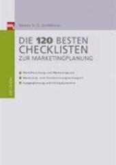 Die 120 besten Checklisten zur Marketingplanung