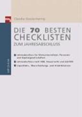 Die 70 besten Checklisten zum Jahresabschluss