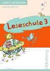 Leseschule E 3 Arbeitsblätter