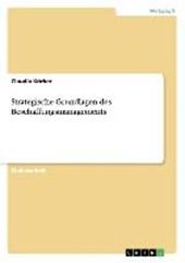 Strategische Grundlagen des Beschaffungsmanagements