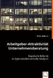 Arbeitgeber-Attraktivität Unternehmensberatung