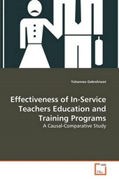 Effectiveness of In-Service Teachers Education and Training