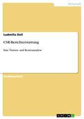 CSR-Berichterstattung