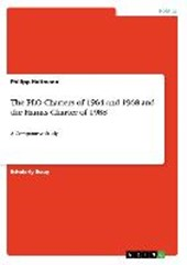 The PLO Charters of 1964 and 1968 and the Hamas Charter of