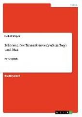 Faktoren des Transitionsverlaufs in Togo und Mali