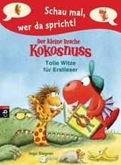 Schau mal, wer da spricht – Der kleine Drache Kokosnuss - Tolle Witze für Erstleser