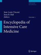 Encyclopedia of Intensive Care Medicine |  |