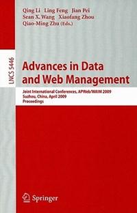 Advances in Data and Web Management | Qing Li |