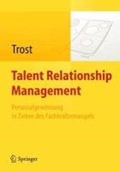 Talent Relationship Management | Armin Trost |