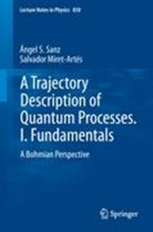 A Trajectory Description of Quantum Processes. I. Fundamentals