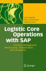 Logistic Core Operations with SAP | Jens Kappauf |