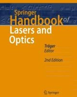 Springer Handbook of Lasers and Optics | auteur onbekend |