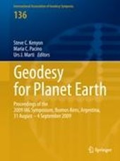 Geodesy for Planet Earth |  |