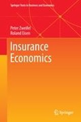Insurance Economics | Peter Zweifel |