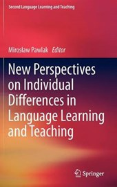 New Perspectives on Individual Differences in Language Learning and Teaching