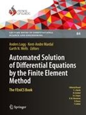 Automated Solution of Differential Equations by the Finite E