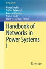 Handbook of Networks in Power Systems I |  |