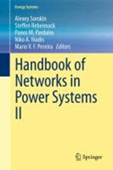 Handbook of Networks in Power Systems II | auteur onbekend |