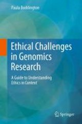 Ethical Challenges in Genomics Research | Paula Boddington |