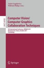 Computer Vision/Computer Graphics Collaboration Techniques