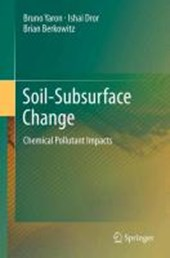 Soil-Subsurface Change | Bruno Yaron |