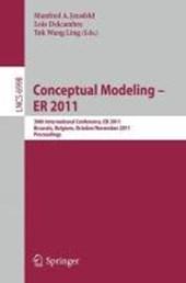 Conceptual Modeling - ER