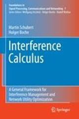 Interference Calculus | Martin Schubert |