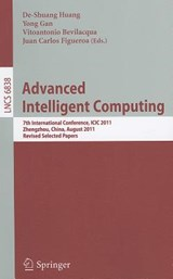 Advanced Intelligent Computing | auteur onbekend |