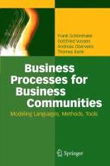Business Processes for Business Communities | Frank Schönthaler |