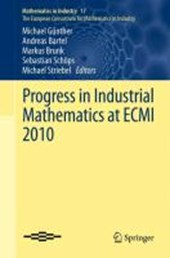 Progress in Industrial Mathematics at ECMI