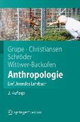 Anthropologie | Gisela Grupe |