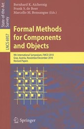 Formal Methods for Components and Objects |  |