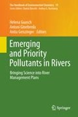 Emerging and Priority Pollutants in Rivers |  |
