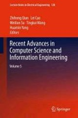 Recent Advances in Computer Science and Information Engineering |  |