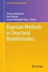 Bayesian Methods in Structural Bioinformatics