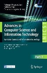 Advances in Computer Science and Information Technology. Computer Science and Information Technology |  |