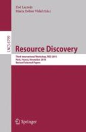 Resource Discovery |  |