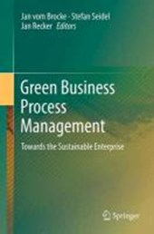 Green Business Process Management |  |