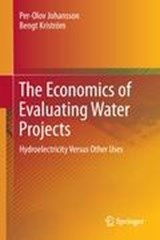 The Economics of Evaluating Water Projects | Per-Olov Johansson |