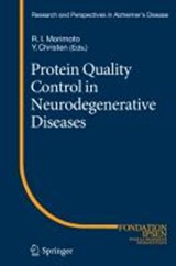 Protein Quality Control in Neurodegenerative Diseases | auteur onbekend |