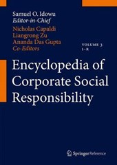 Encyclopedia of Corporate Social Responsibility