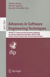 Advances in Software Engineering Techniques | auteur onbekend |