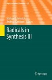 Radicals in Synthesis III |  |