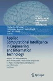 Applied Computational Intelligence in Engineering and Information Technology |  |