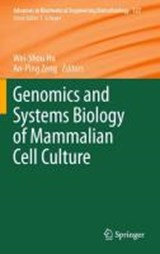 Genomics and Systems Biology of Mammalian Cell Culture | auteur onbekend |